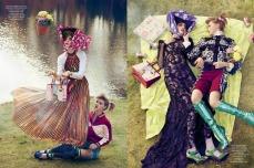 Shooting E.T magazine CR Fashion